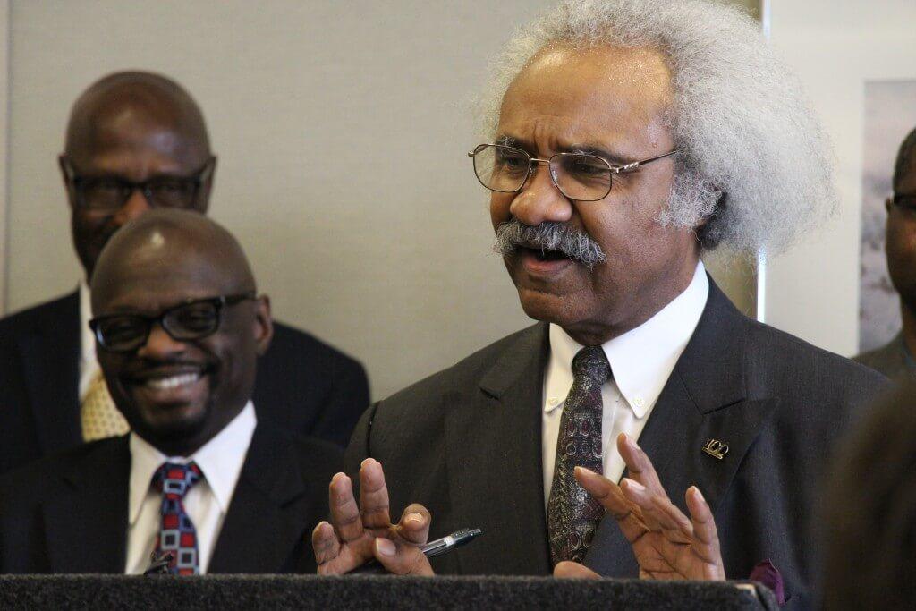 100 Black Men Press Conference 03022016 111