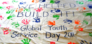 Global Youth Service Day