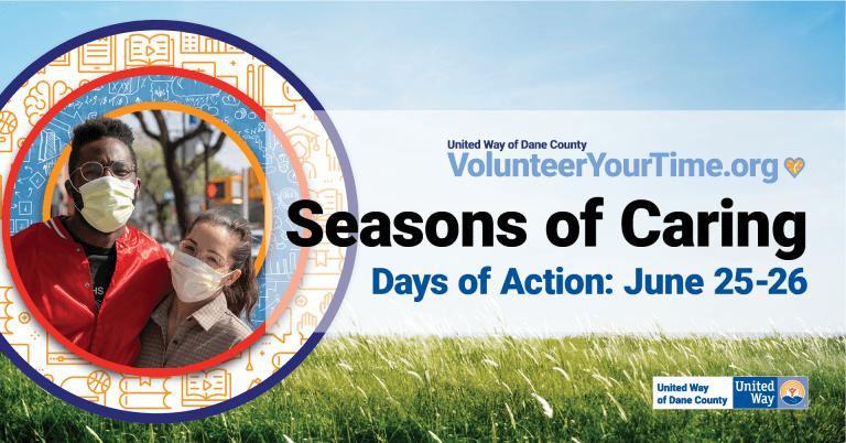 Seasons of Caring June 25 -26