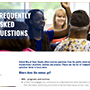 Frequently Asked Donor Questions
