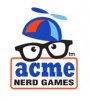 Acme nerd games logo